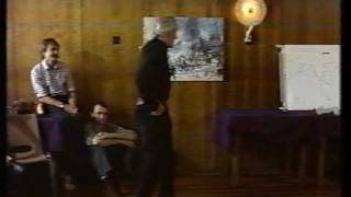 Stan Hugill at the International Shanty Festival Workum 1990 part 4 of 4