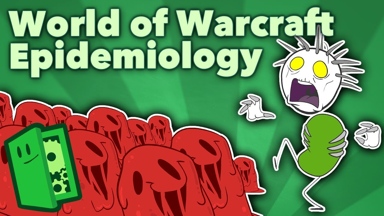 World of Warcraft Epidemiology - The Corrupted Blood Plague (And Why It Matters) - Extra Credits