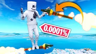 THE 0.002% ROCKET RIDE..!! | Fortnite Funny and Best Moments Ep.381 (Fortnite Battle Royale)
