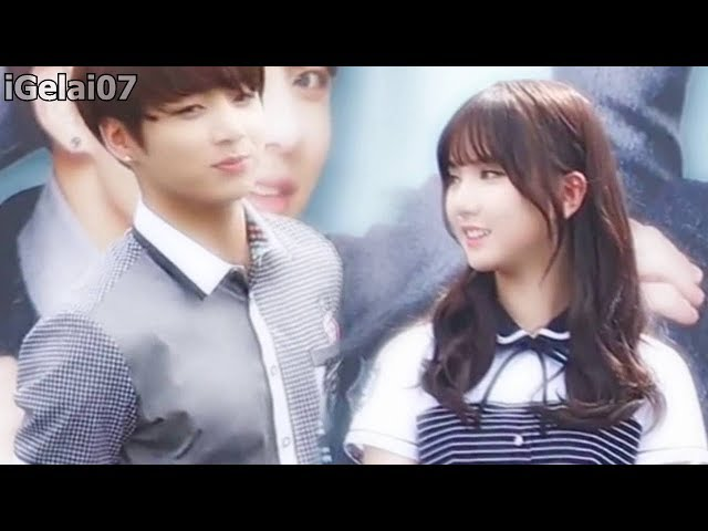 BTS & GFRIEND - ARE THEY FRIENDS OR COUPLE?