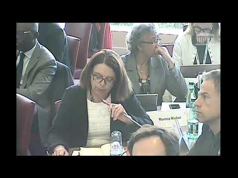 Débat sur la Syrie en commission des Affaires étrangères le 11 avril 2018