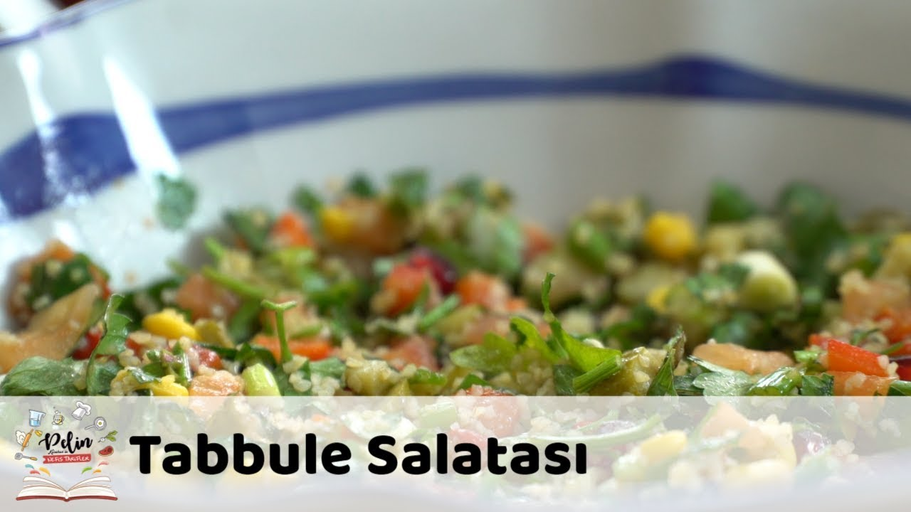 Lübnan salatası tarifi