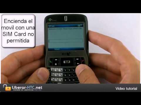 Liberar HTC S620 / HTC S621 / HTC DASH - Liberar todos los HTC