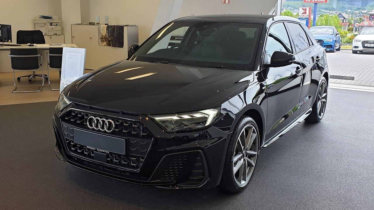 2019 Audi A1 Sportback Advance 25 Tfsi 70 95 Kw Ps 5 Gang Youtube