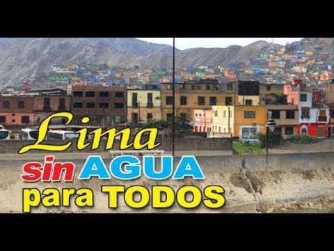 #Noticias #Peru #Lima se Queda sin Agua