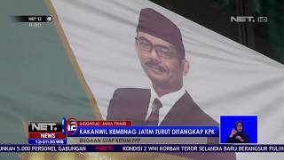 Download Video Kakanwil Kemenag Jatim Turut Ditangkap KPK NET12 MP3 3GP MP4