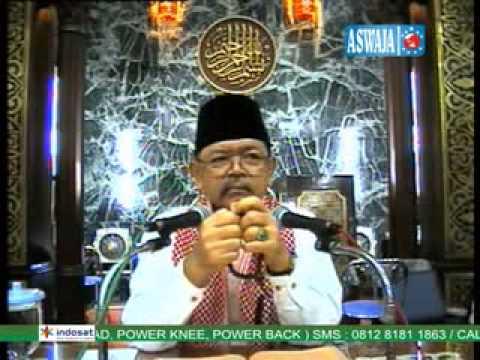 KH Ali Mustofa yakub ; Durhaka pada orang tua