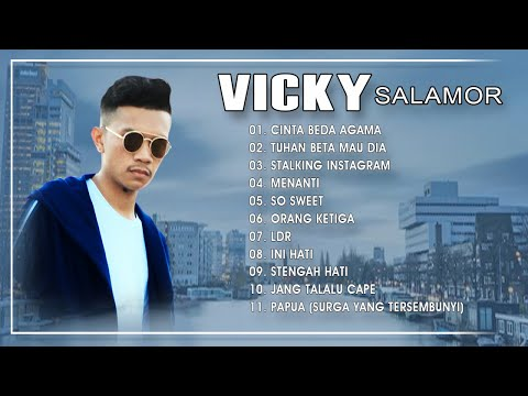 Vicky Salamor - Lagu Pilihan Terbaik