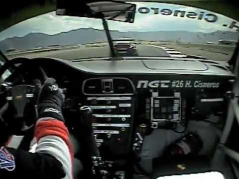 Miller Motorsports Park- 2010 Patron GT3 Challenge...