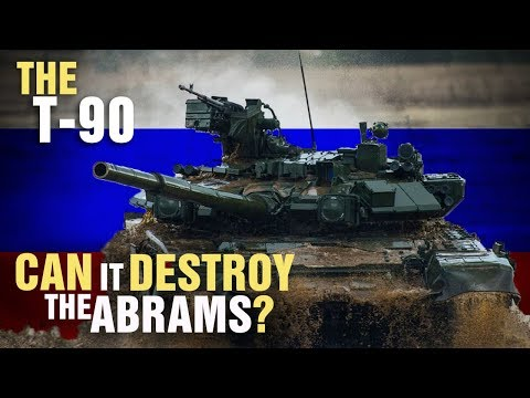 10+ Incredible Facts About The T-90 TANK