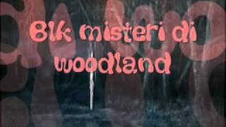 Blk misteri di woodland.