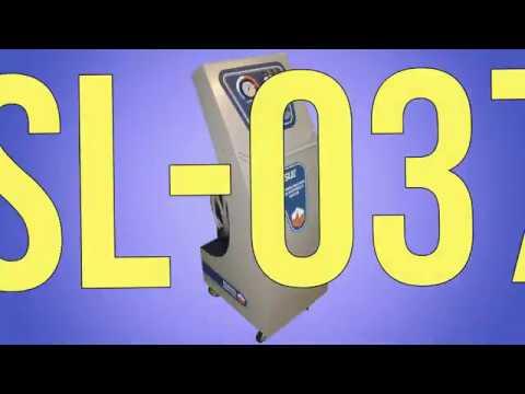 SL-037 - замена охлаждающей жидкости