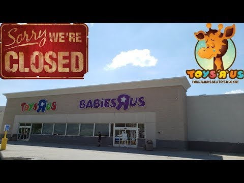 Toys R Us Has Officially Closed - Wilkes barre & Dickson City Stores