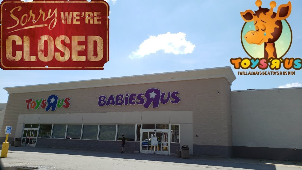 Toys R Us Has Officially Closed Wilkes Barre Dickson City Stores Youtube