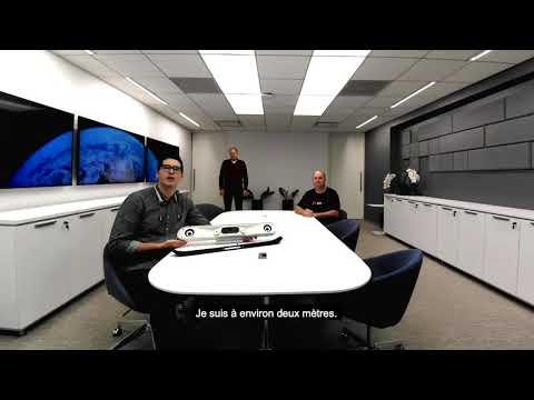 Poly Studio X50- Mic Demo Video (FR)