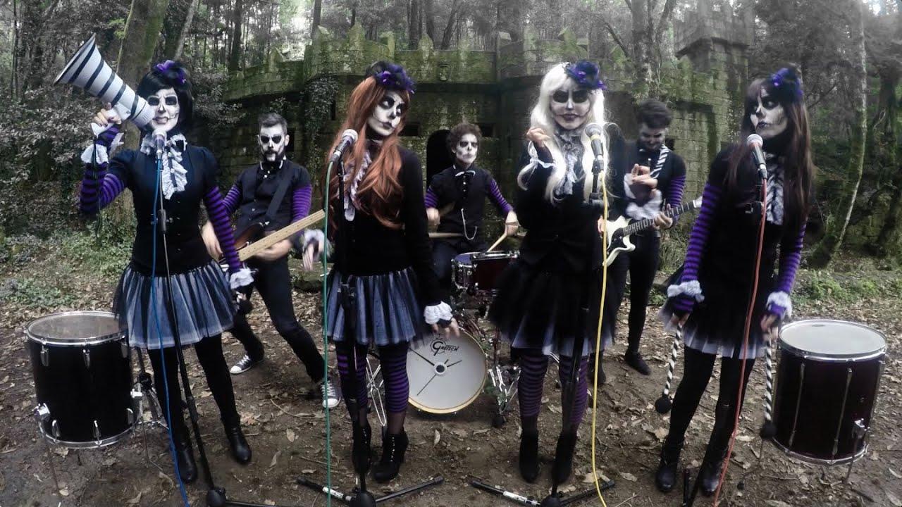 tim burton - this is halloween (by broken peach) - youtube
