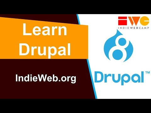 Implementing IndieWeb using Drupal thumbnail