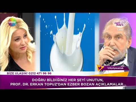 Yeni Zerdeçal Ve Zeytinyağlı Kür BAŞKA YERDE YOK Prof Dr Erkan Topuz