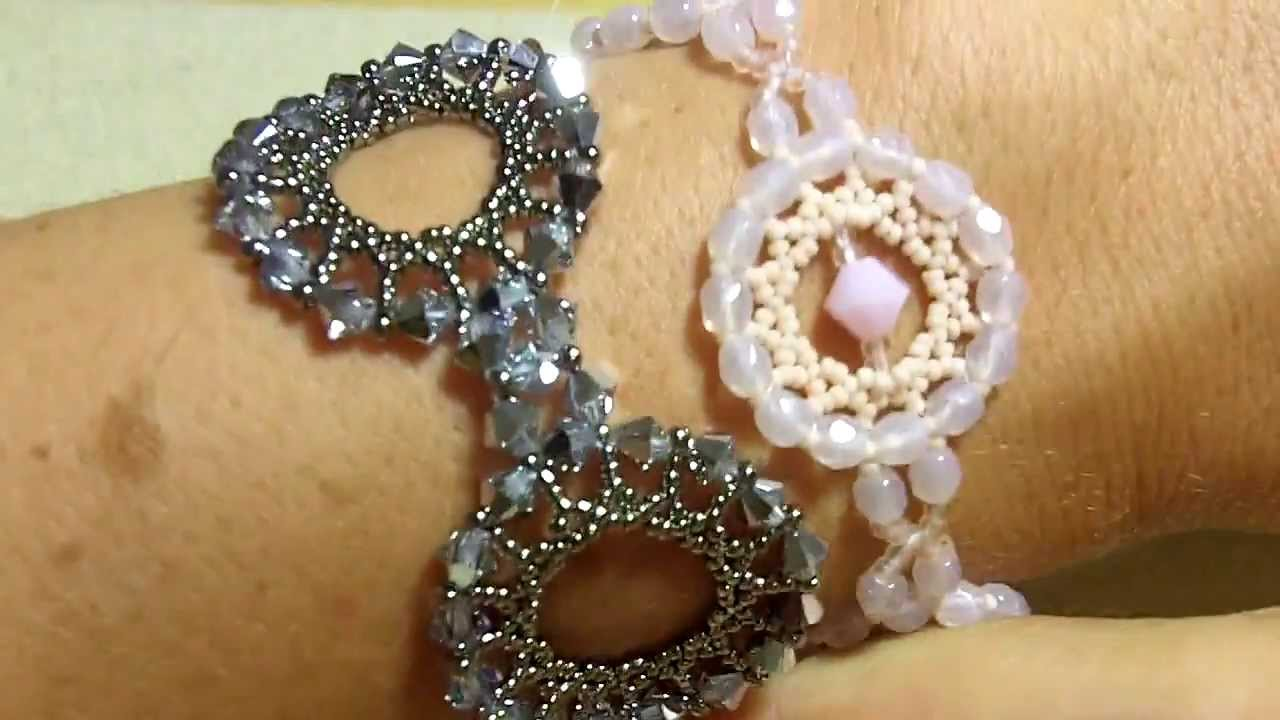 Sidonia 39 s handmade jewelry happy elegant bracelet youtube for Handmade things videos