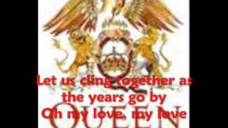 Queen / Teo Torriatte (Let us cling together) Sing-along