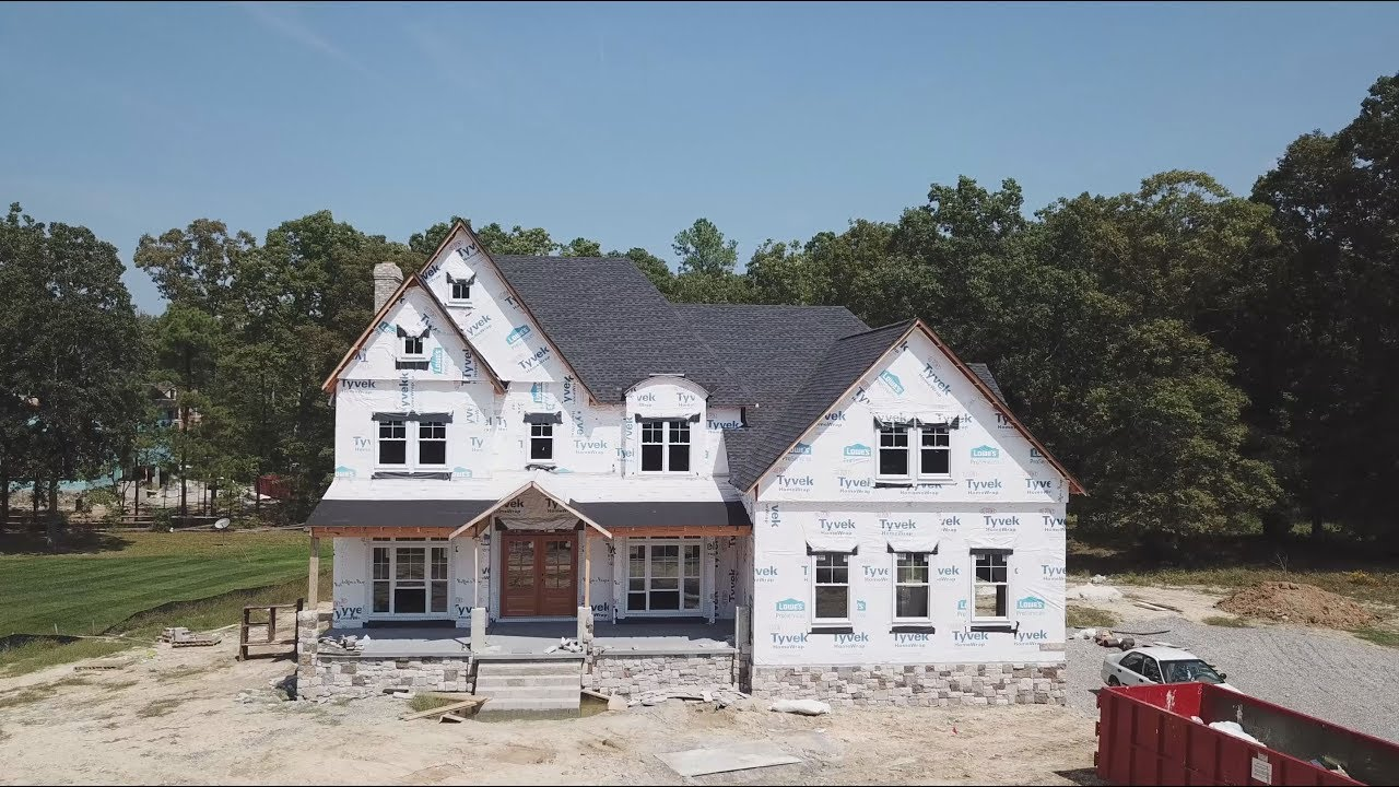 Amazing Westin Estates With GAF Timberline HD In Charcoal   Martin Roofing  Company