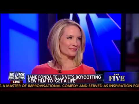 Jane Fondas Film Flap Over The Butler by Greg Gutfeld and The Five   4 12 13