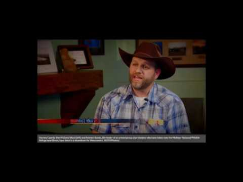 "Ammon Bundy ""Proud"" to be called ""Militia"""