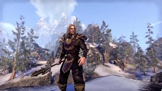 The Elder Scrolls Online: Tamriel Unlimited - Freedom and Choice Gameplay Trailer
