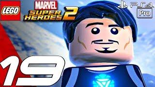 LEGO Marvel Super Heroes 2 - Gameplay Walkthrough PART 19 - Ego Boss Fight (PS4 PRO)