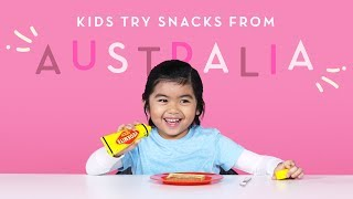 Baixar Kids Try Snacks from Australia | Kids Try | HiHo Kids