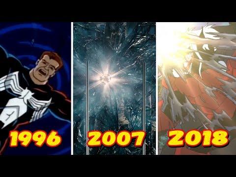 Эволюция Смерти Венома (1996-2018)