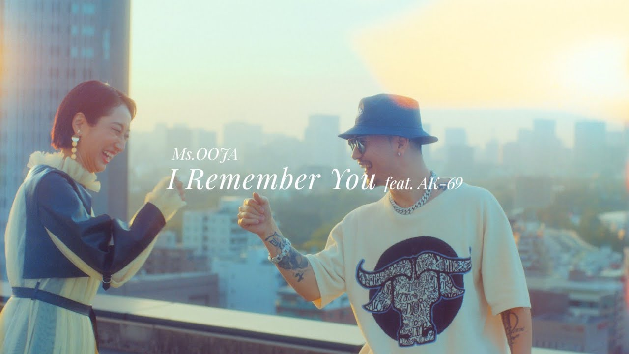 Ms.OOJA「I Remember You feat. AK-69」Music Video(Making)
