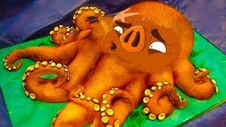 Angry Birds Epic #105 игровой Мультик развлекательное видео для детей Bad Piggies #КИД #КРУТИЛКИНЫ