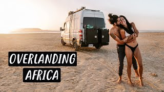 WE DROVE 2000 KM FOR THIS | Van Life Africa