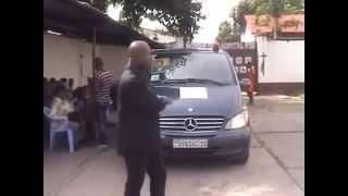 Funérailles de Papy mbanze