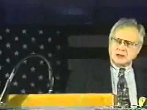3/8 Former chief of the LA FBI Ted Gunderson exposes satanism in the USA