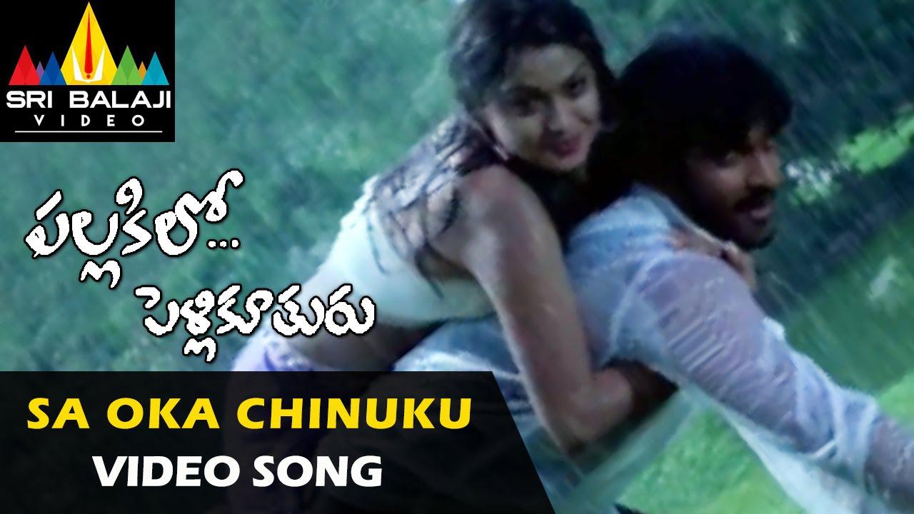 Pallakilo Pellikuthuru Telugu Movie