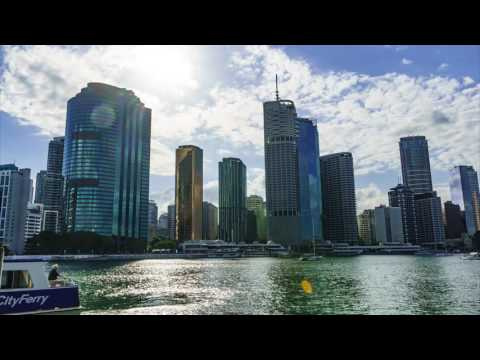 Riverlife Timelapse to SouthBank
