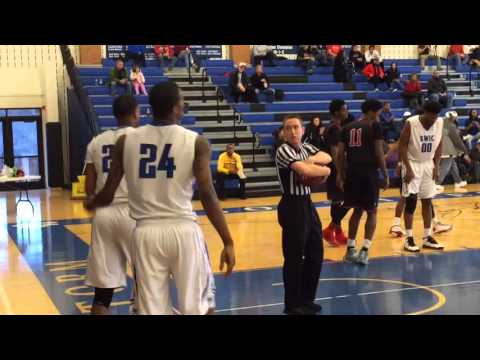 SWIC vs Rend Lake College Hoops