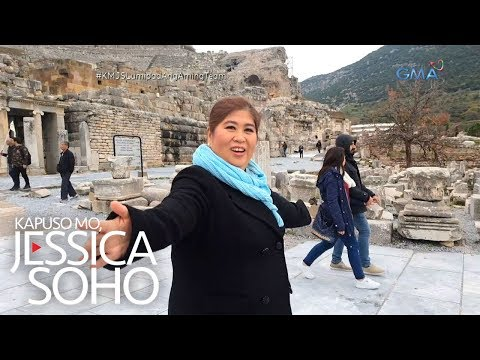 Kapuso Mo, Jessica Soho: Iba't ibang tourist attractions sa Turkey