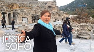 Kapuso Mo, Jessica Soho: Iba't ibang tourist attractions sa Turkey Video