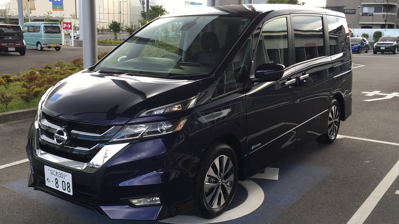 【展示車】NISSAN SERENA(セレナ)Highway STAR S,HYBRID , YouTube
