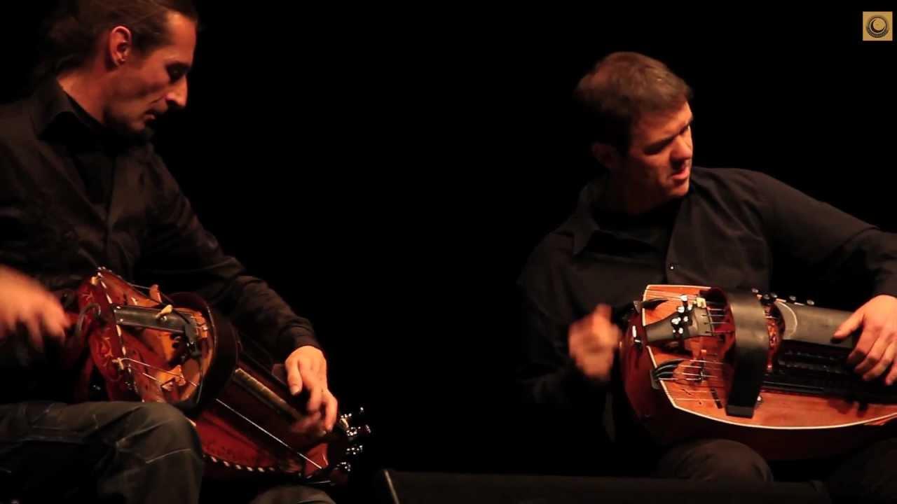 Patrick Bouffard Gilles Chabenat hurdy gurdy