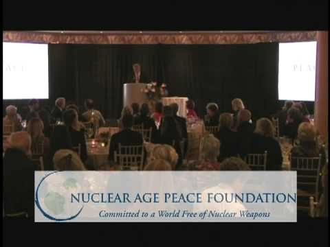 Sen. Tony de Brum - Distinguished Peace Leader