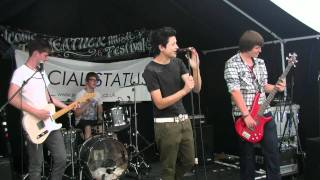 Without You by Social Status at Heather Music Festival