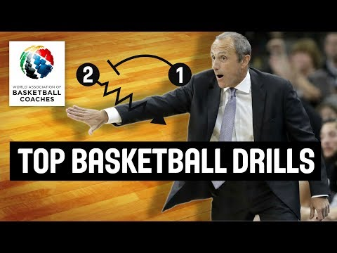 Top Basketball Drills - Ettore Messina - Basketball Fundamentals