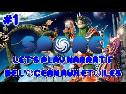 LP Narratif Spore Saison 2 - De l'Ocean aux Etoiles #1 thumbnail