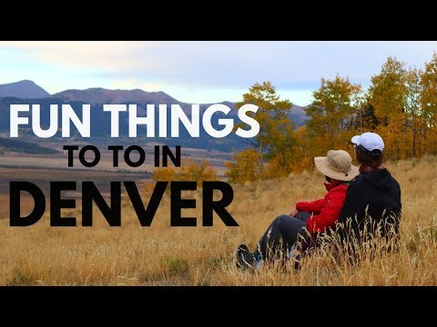 Best Hiking Near Denver Colorado | & Popular Restaurant!