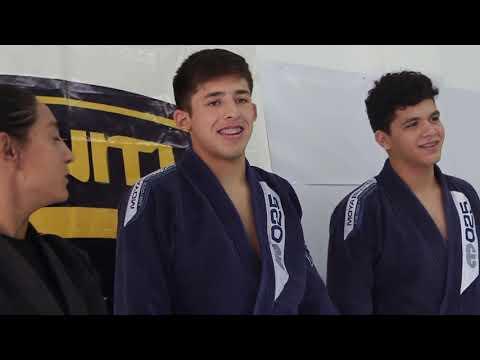 Martin Gonzalez & Luis Lugo. Bodega BJJ.