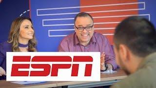 ESPN - DESAFIO DE TALENTOS